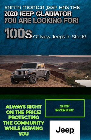April | 2020 Jeep Gladiator | Special