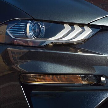 Santa Monica Ford Lincoln | New Ford dealership in Santa Monica, CA 90404 | New LED Headlamps - These new LED headlamps are standard issue and use less power than the previous HIDs. Around 30% less, in fact.