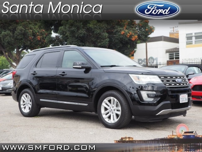 Used 2016 Ford Explorer XLT SUV in Santa Monica