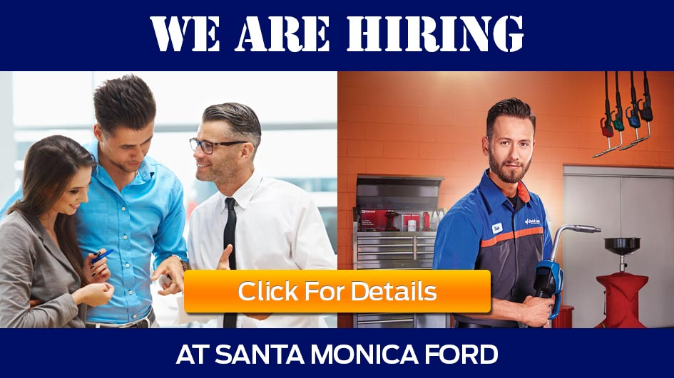 We are hiring salespersons & auto technicians