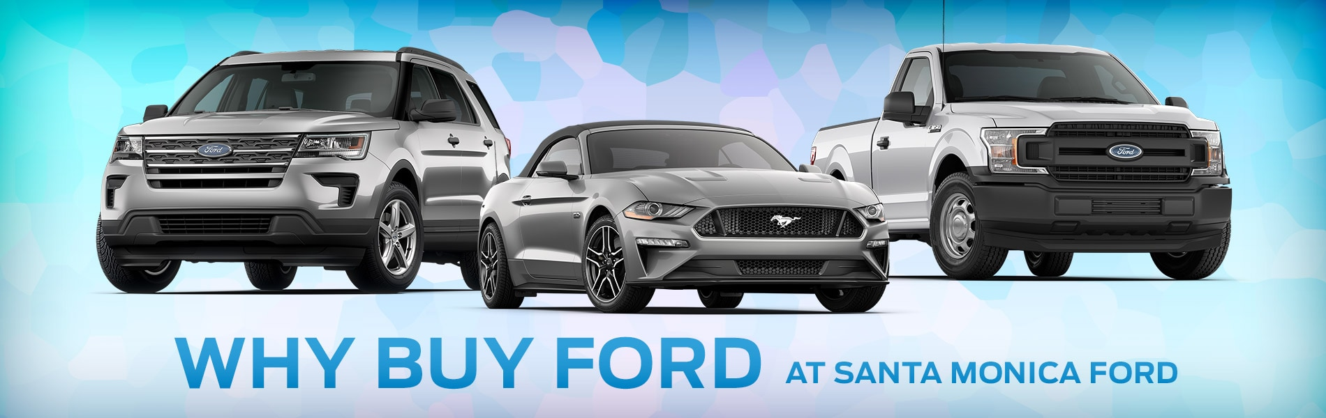 Why Buy Ford