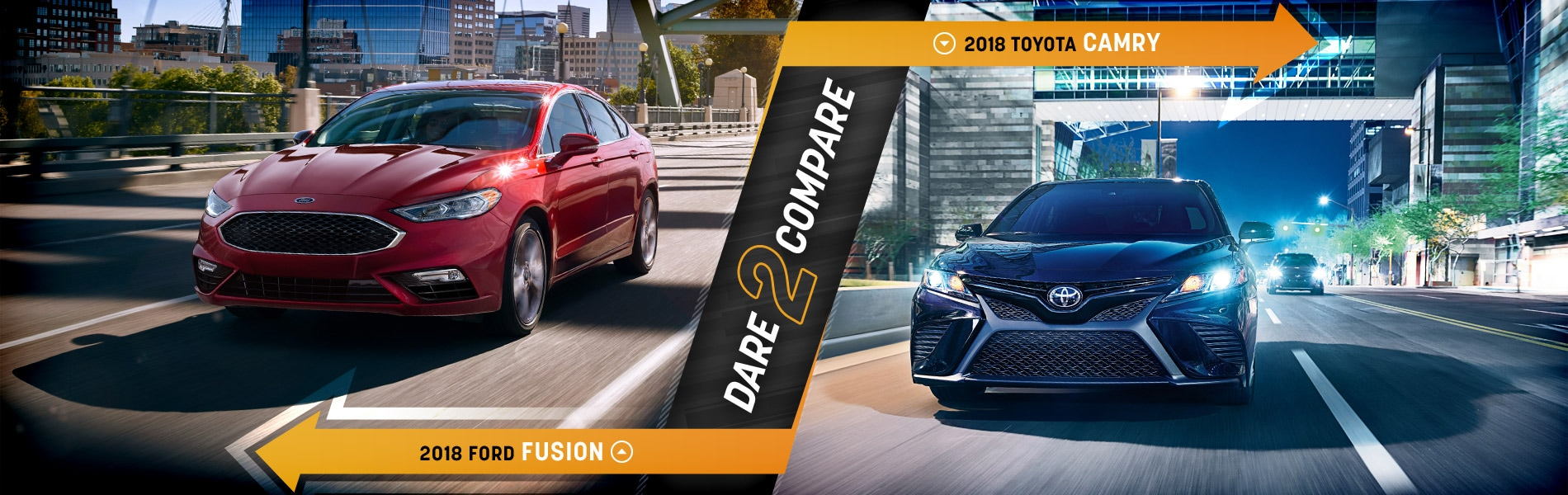 Perfect 2018 Ford Fusion Vs 2018 Toyota Camry