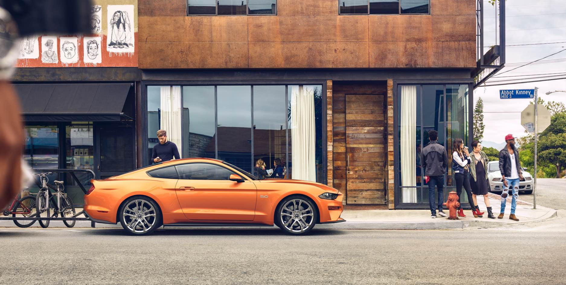 2018 Mustang Gallery 6 Santa Monica Ford Lincoln | New Ford dealership in Santa Monica, CA 90404