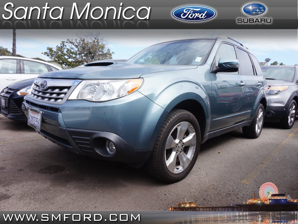 2013 Subaru Forester 2 5xt Touring Used Cars In Santa