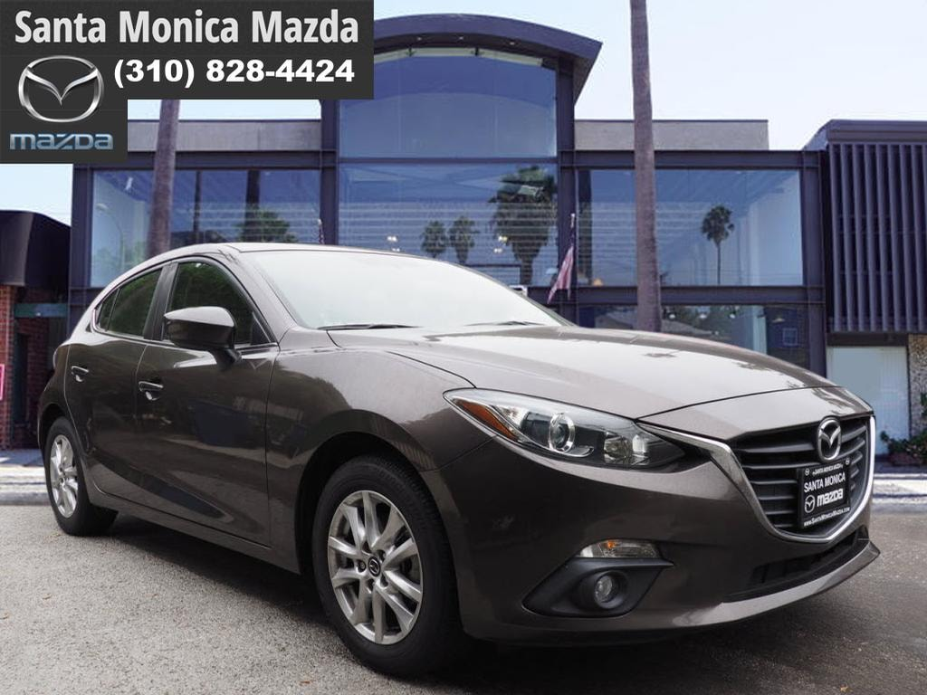 2015 Mazda Mazda3 i Grand Touring Hatchback