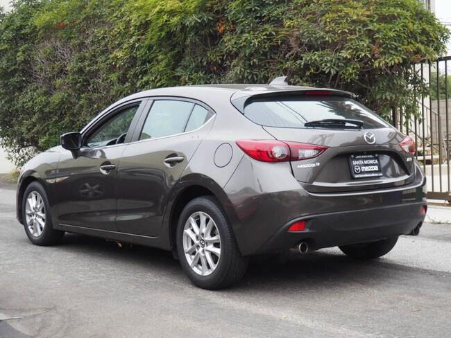 Used 2015 Mazda Mazda3 For Sale at Santa Monica Mazda | VIN