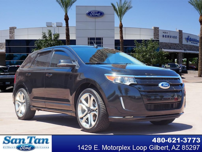 2013 Ford Edge Sport SUV