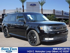 New 2018 Ford Flex Limited w/EcoBoost SUV in Gilbert, AZ