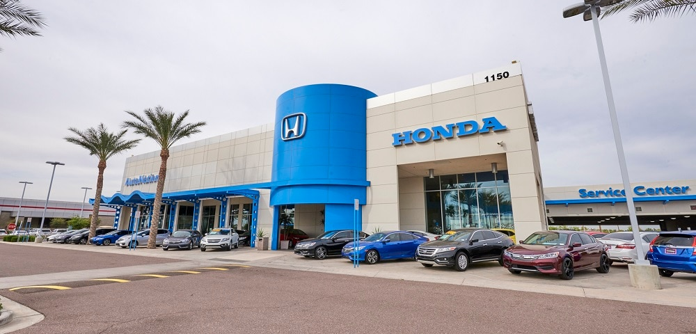 AutoNation Honda Chandler: A Honda Dealership Near You