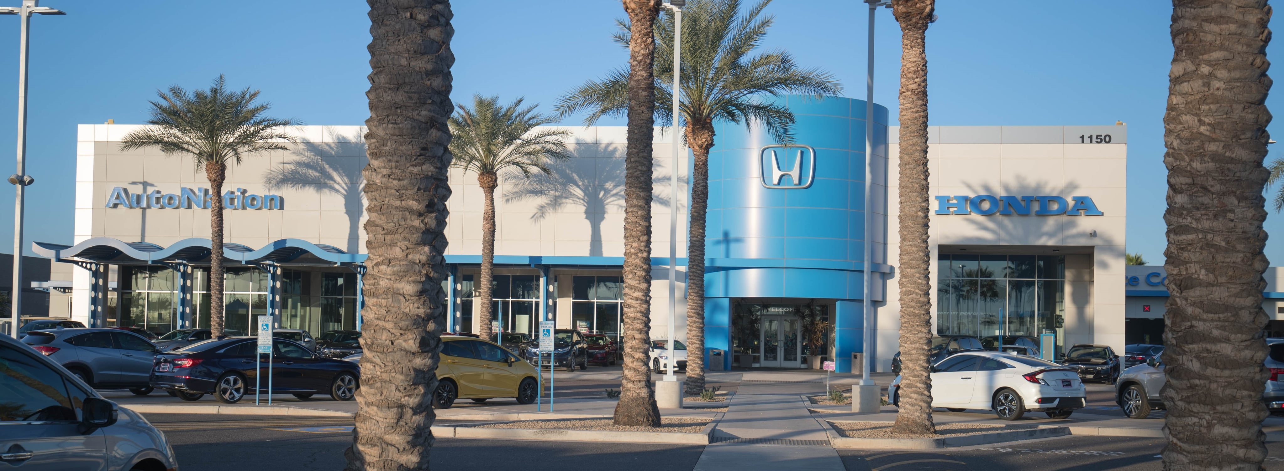 Honda Dealership Az >> Honda Dealer Near Chandler Autonation Honda Chandler