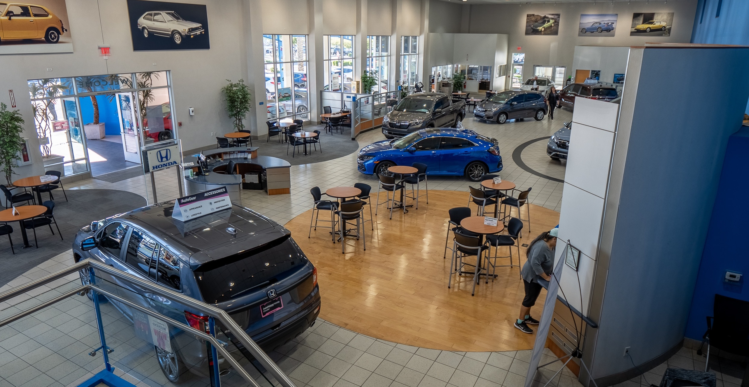 AutoNation Honda Chandler Finance Center