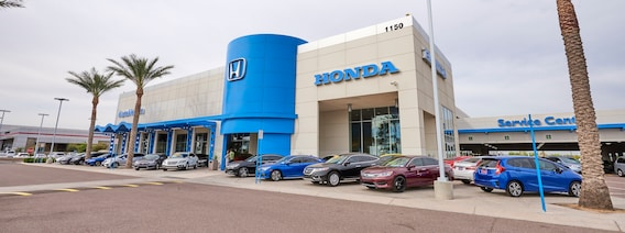 Honda Dealership Az >> Honda Dealer Near Gilbert Autonation Honda Chandler
