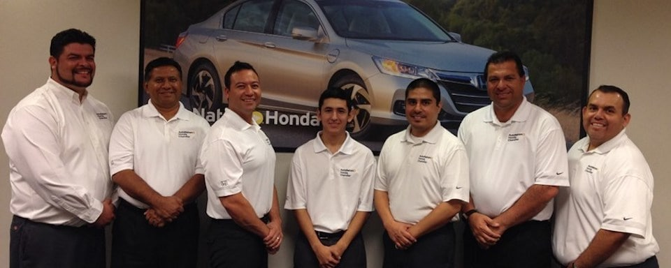 AutoNation Honda Chandler Team Members