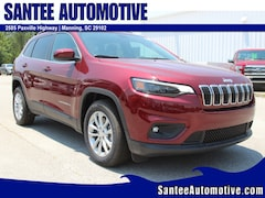 New 2019 Jeep Cherokee LATITUDE FWD Sport Utility for sale in Manning, SC