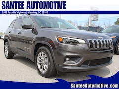 New 2019 Jeep Cherokee LATITUDE PLUS FWD Sport Utility for sale in Manning, SC