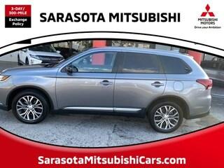 Used 2018 Mitsubishi Outlander ES CUV Sarasota FL