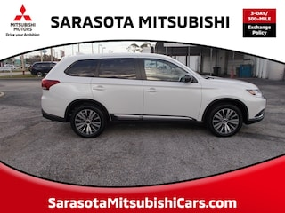 New 2019 Mitsubishi Outlander ES CUV for sale in Sarasota, FL