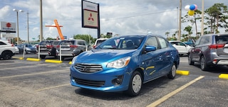 New 2019 Mitsubishi Mirage G4 ES Sedan for sale in Sarasota, FL