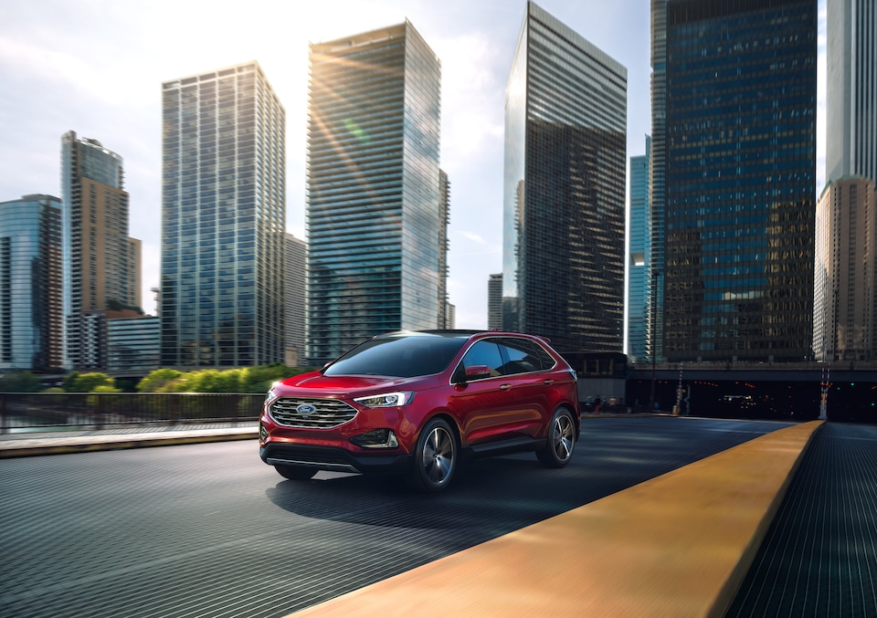 New Ford Edge For Sale in Massachusetts