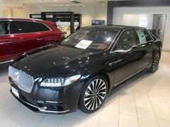 2019 Lincoln Continental Black Label AWD Car