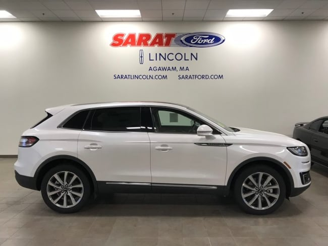 2019 Lincoln Nautilus Select AWD Crossover