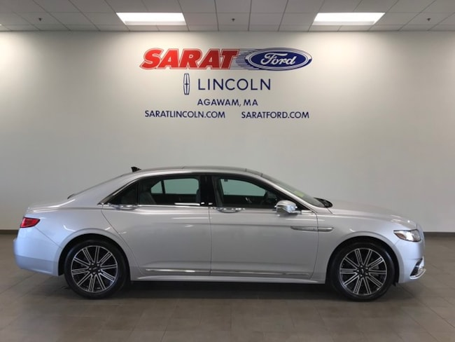2018 Lincoln Continental Reserve AWD Sedan