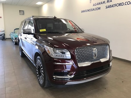 2018 Lincoln Navigator L Black Label 4x4 SUV
