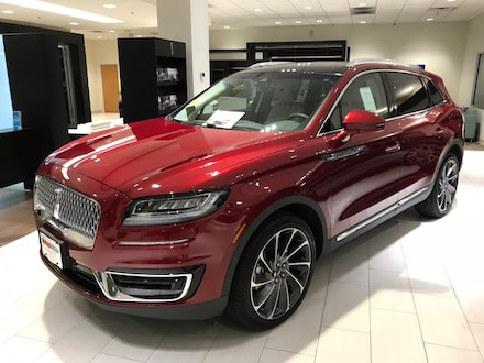 2019 Lincoln Nautilus Reserve AWD Crossover