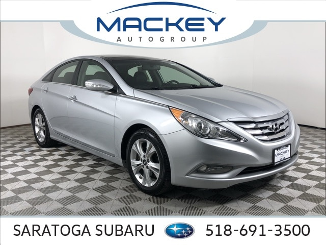 2012 Hyundai Sonata Limited Sedan