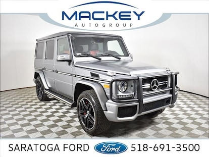 Mercedes Benz G Wagon For Sale >> Used 2018 Mercedes Benz G Class For Sale At Saratoga Subaru Vin Wdcyc7dh7jx296303