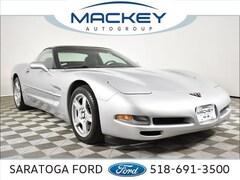 1999 Chevrolet Corvette Base Coupe
