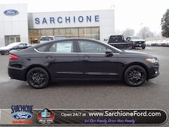 2019 Ford Fusion SE Sedan in Randolph, OH