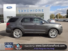 New 2019 Ford Explorer XLT SUV in Randolph, OH