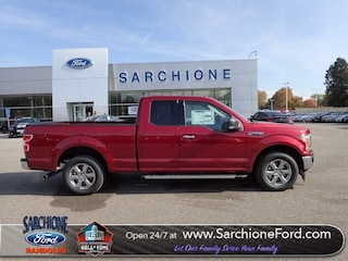 2018 Ford F-150 XLT Truck SuperCab Styleside