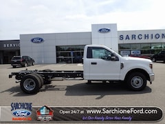 New 2019 Ford F-350 Chassis XL Truck Regular Cab in Randolph, OH