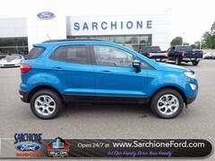 2018 Ford EcoSport SE SUV in Randolph, OH