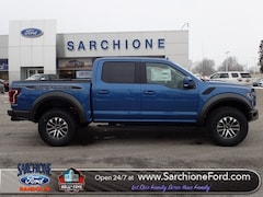 New 2019 Ford F-150 Raptor Truck SuperCrew Cab in Randolph, OH