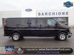 Used 2017 Chevrolet Express 3500 LT Van Extended Passenger Van in Randolph, OH