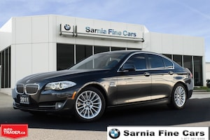 2011 BMW 535I Sold & Serviced Here
