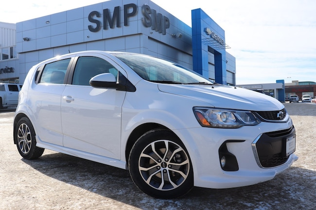 2018 Chevrolet Sonic LT - RS PKG, Rem Start, Htd Seats, Sunroof Hatchback