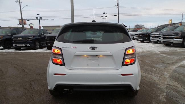 Certified 2018 Chevrolet Sonic Lt Rs Pkg Htd Seats Rem Start