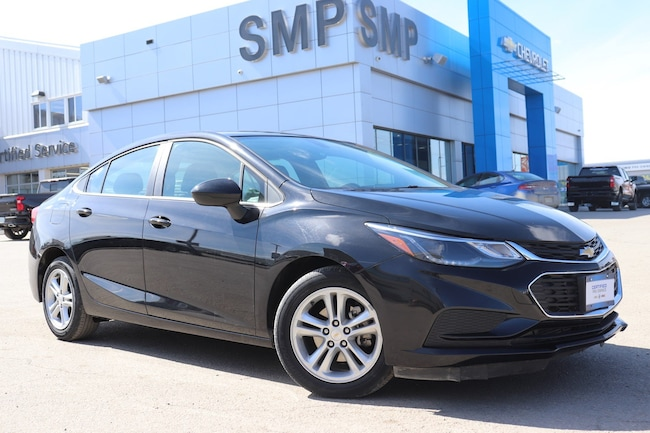 2018 Chevrolet Cruze LT- Sunroof, Htd Seats, Rem Start Sedan