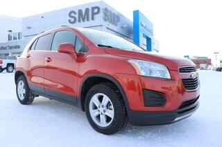 2015 Chevrolet Trax LT - AWD, Remote Start, Bluetooth, Alloys, New Tir SUV