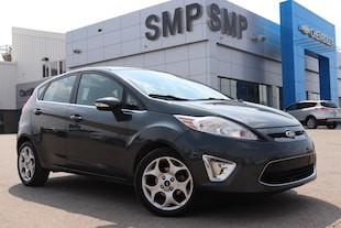 2011 Ford Fiesta SES - Htd Seats, Keyless Entry, Alloys Hatchback