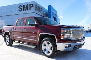 2014 Chevrolet Silverado 1500 LTZ w/2LZ -Htd/Cooled Leather, Rem Start, Z-71 Truck Crew Cab
