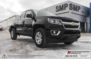 2019 Chevrolet Colorado 4WD LT Truck Extended Cab