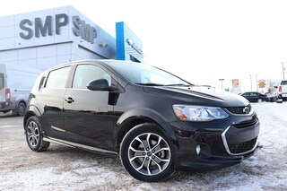 2018 Chevrolet Sonic LT- RS PKG, Sunroof, Htd Seats, Rem Start, Reverse Hatchback