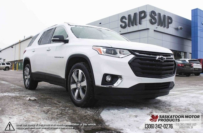 2019 Chevrolet Traverse LT True North SUV