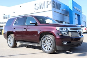 2017 Chevrolet Tahoe Premier - Nav, Sunroof, Quad Seating