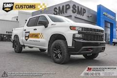 2019 Chevrolet Silverado 1500 Custom Trail Boss Truck Crew Cab
